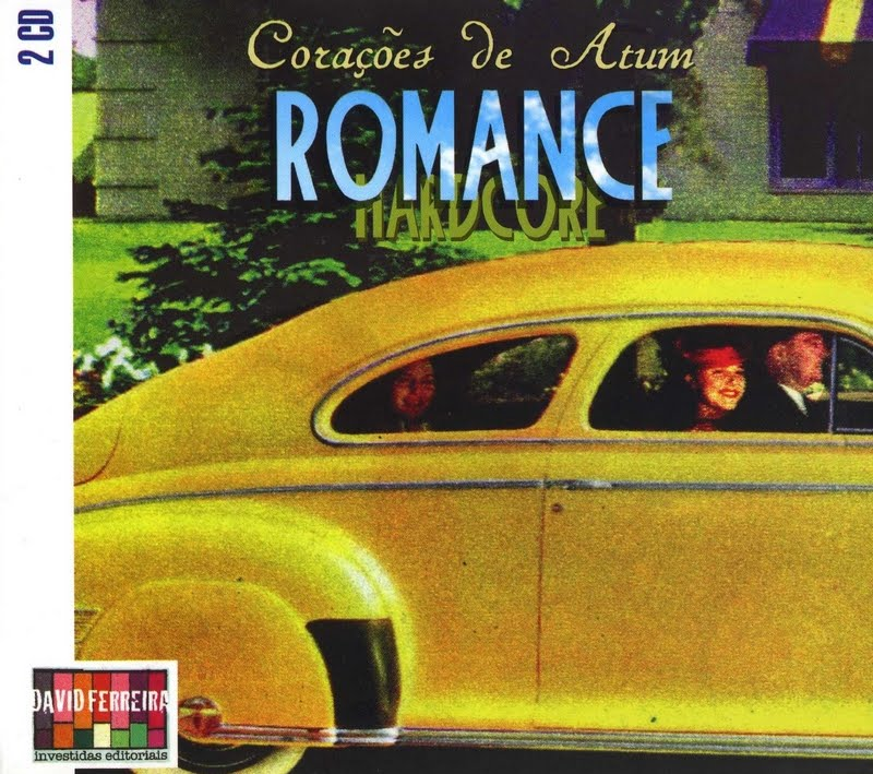 Corações de Atum – Romance